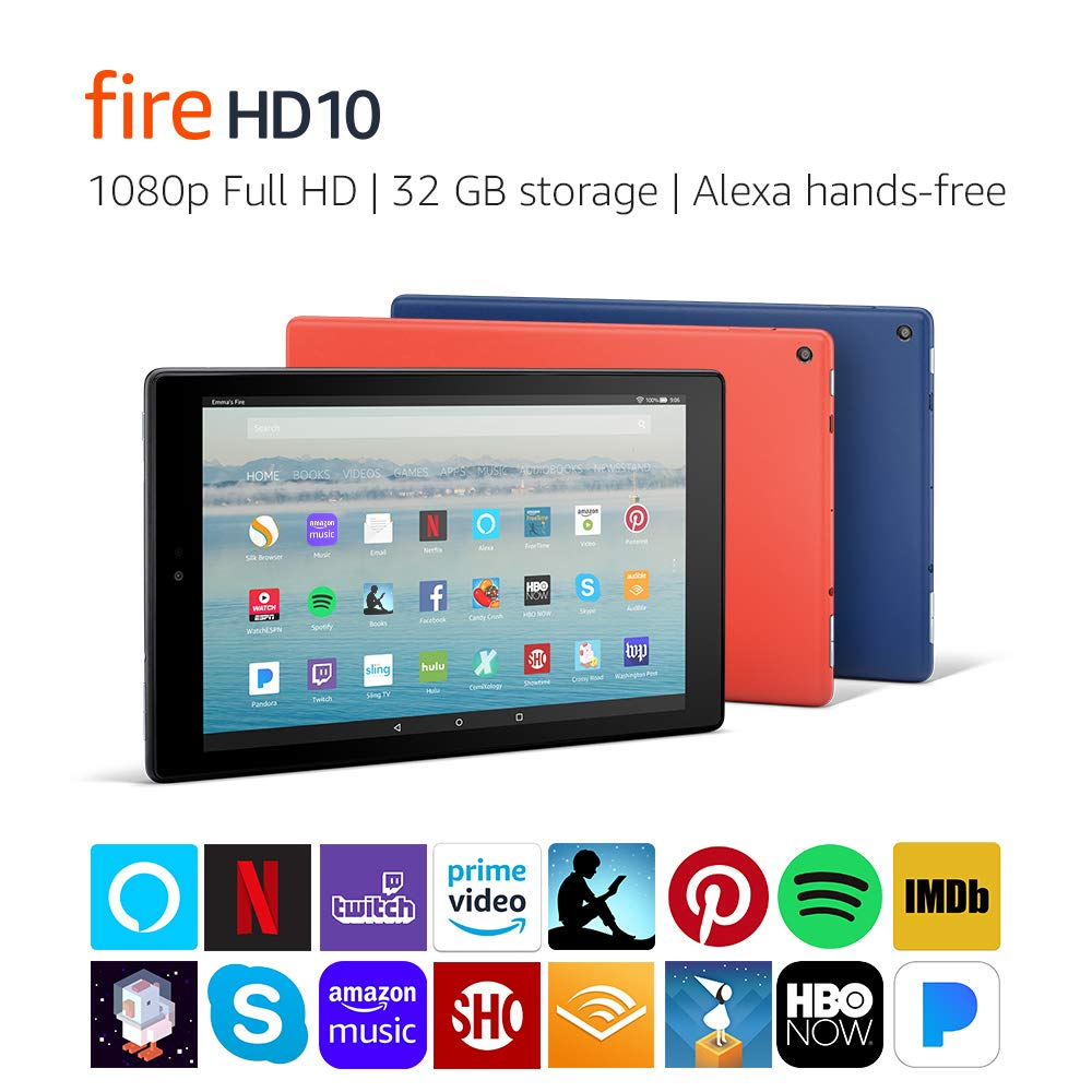 Fire HD 10 Tablet - Amazon Prime Day