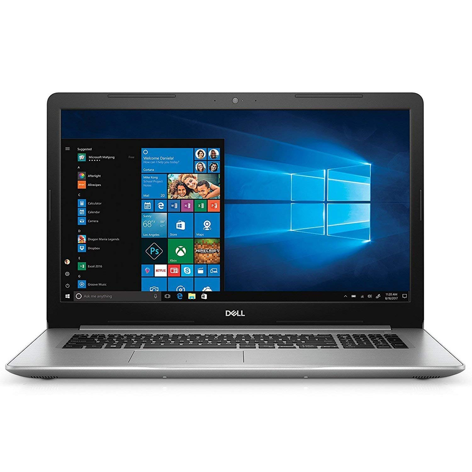 Dell Inspiron 17 | Laptops For a Programmer