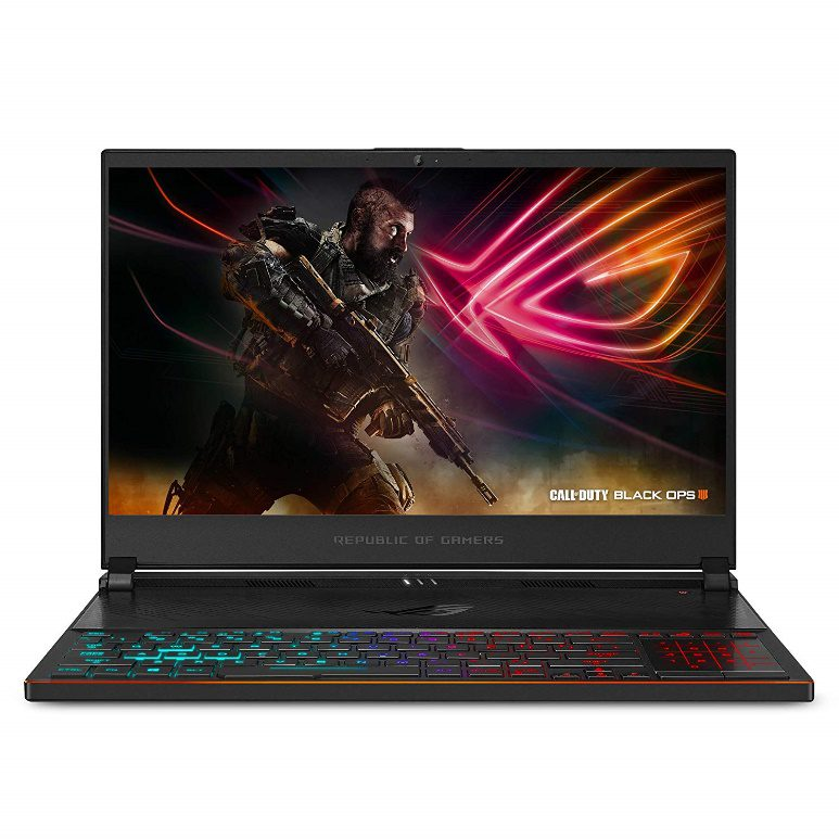 ASUS ROG Zephyrus S | Laptops For a Programmer