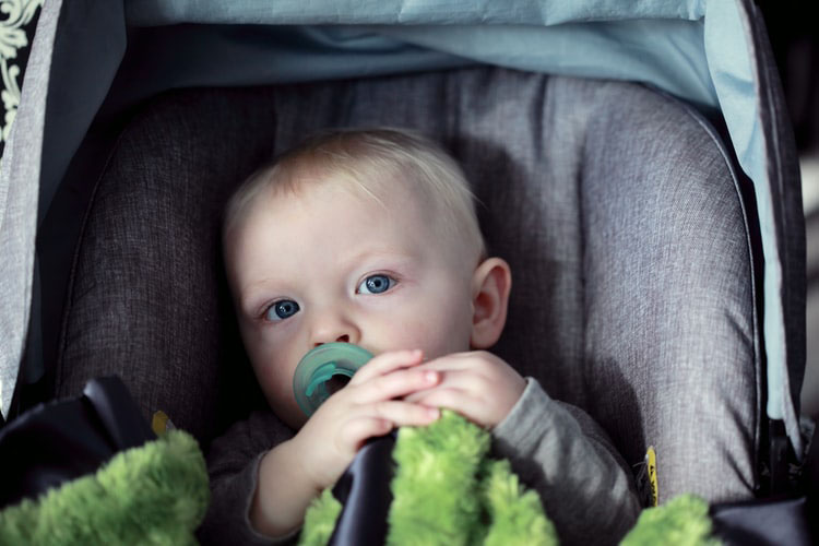 Pacifier for Breastfed Baby