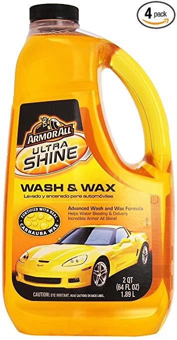 Armor All Ultra Shine Wash and Wax