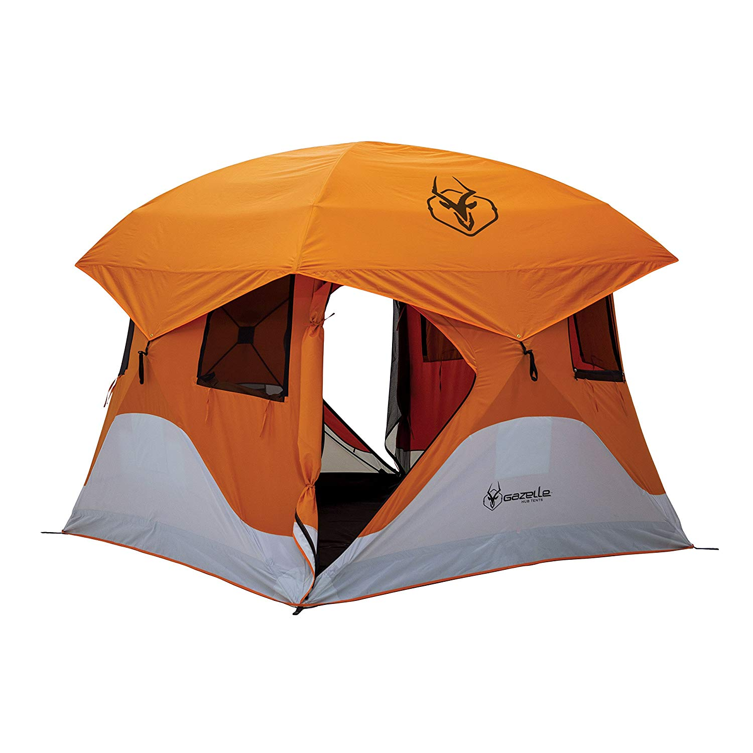 Gazelle 22272 T4 Pop-Up Portable Camping Hub Overlanding Tent | Best Easiest Tents To Set Up