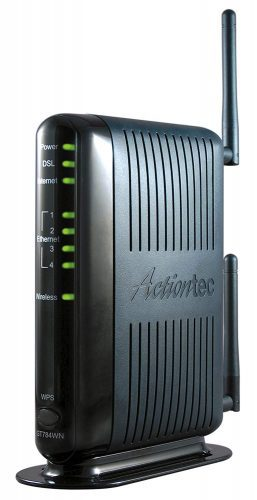 Actiontec 300 Mbps Wireless-N ADSL Modem Router