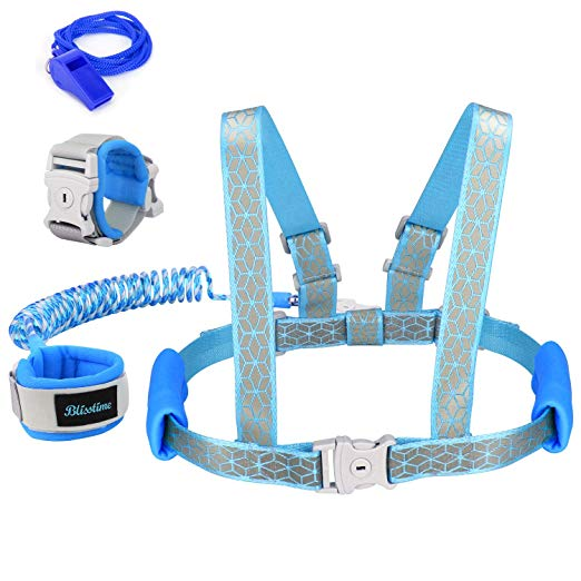MomSee Anti-Lost Wrist Link | Best Toddler Harnesses & Leashes