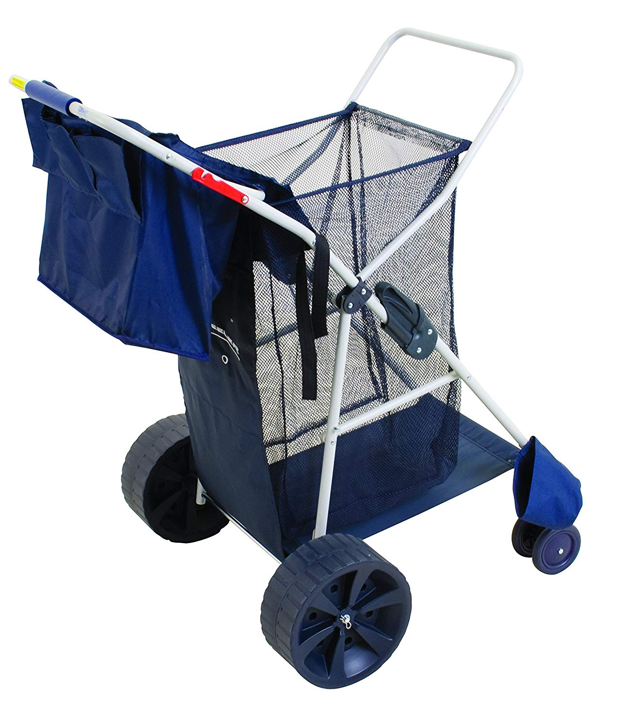 Rio Beach Wonder Wheeler Wide Beach Cart | Beach Wagons