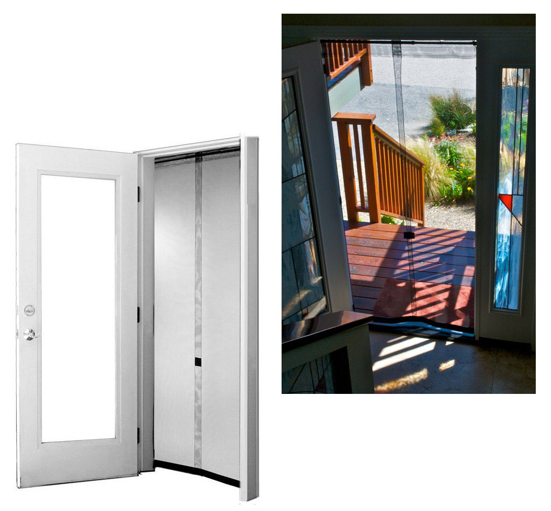 Wolf & Moon Products, Inc. Bug Off Instant Screen | Best Portable Screen Doors To Buy
