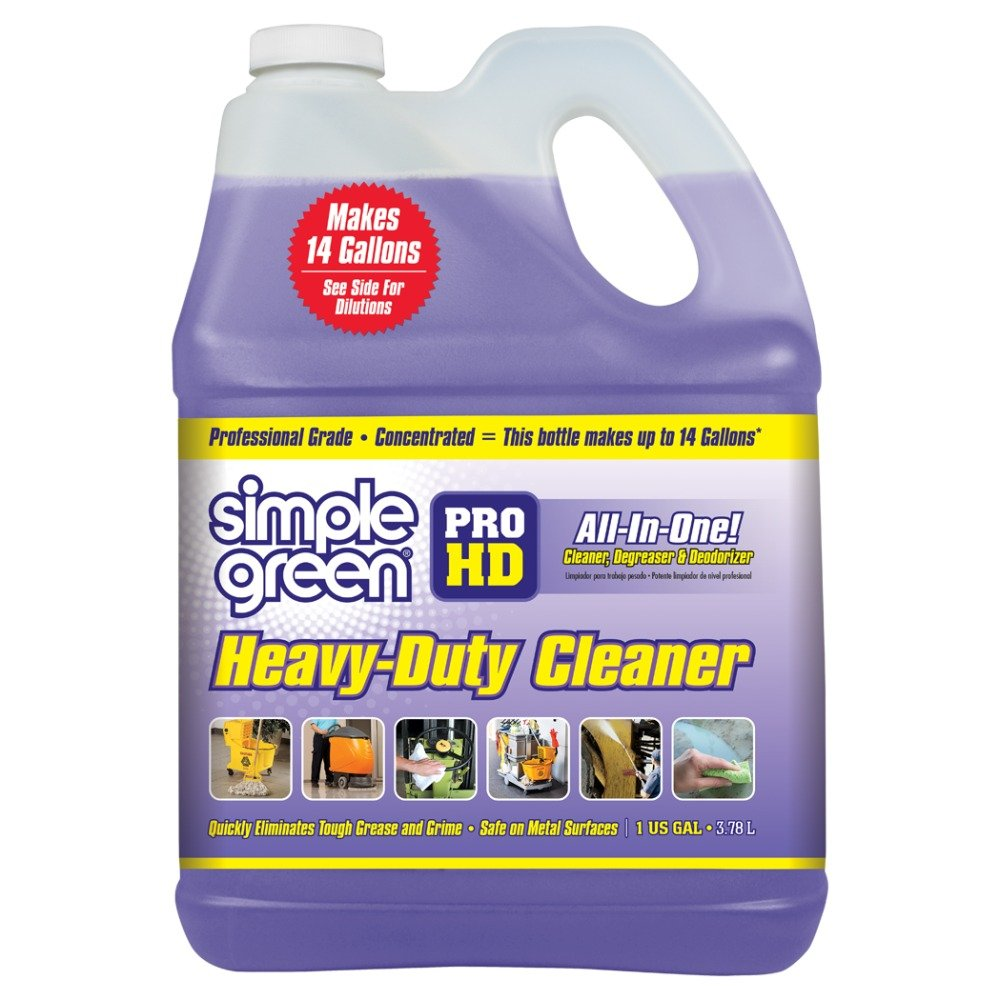 Simple Green Pro HD 13421 Heavy-Duty Cleaner | Best Engine cleaners to buy
