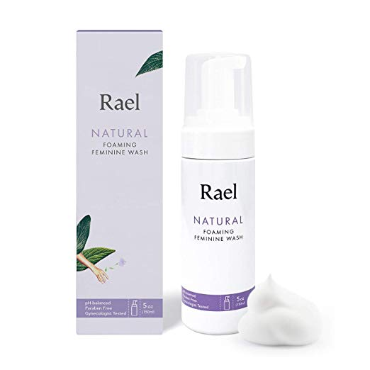Rael Natural Feminine Cleansing Wash | Best Feminine Wash