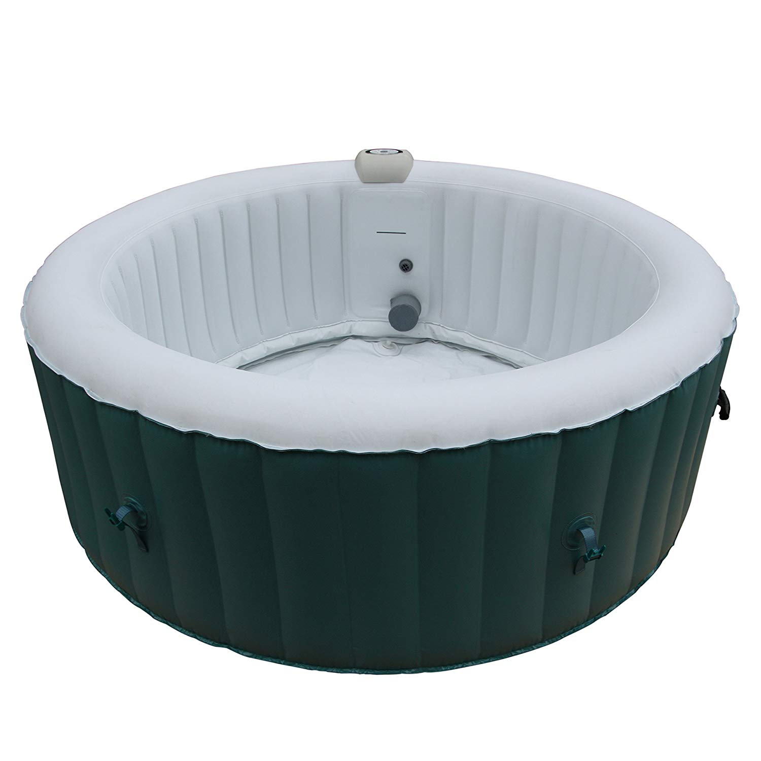 ALEKO Round Inflatable Hot Tubs