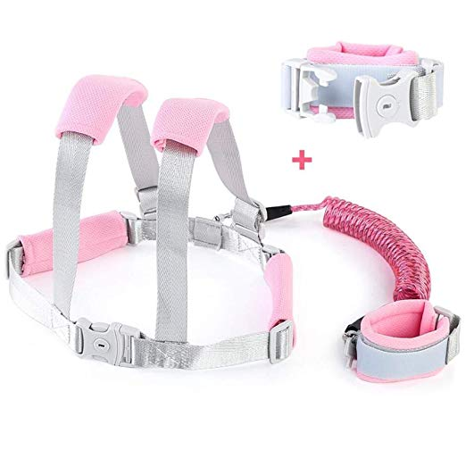 Reflective Anti-Lost Walking Harness | Best Toddler Harnesses & Leashes