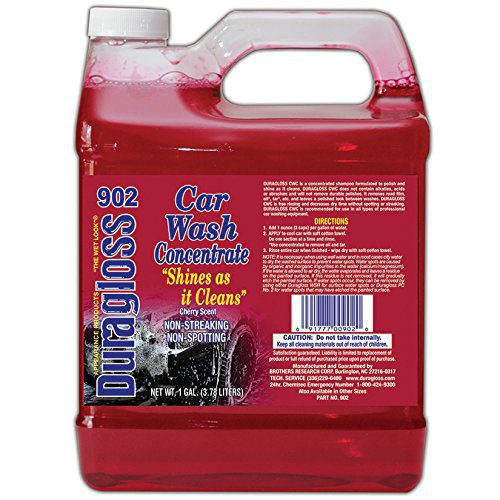 Duragloss 902 Car Wash Concentrate