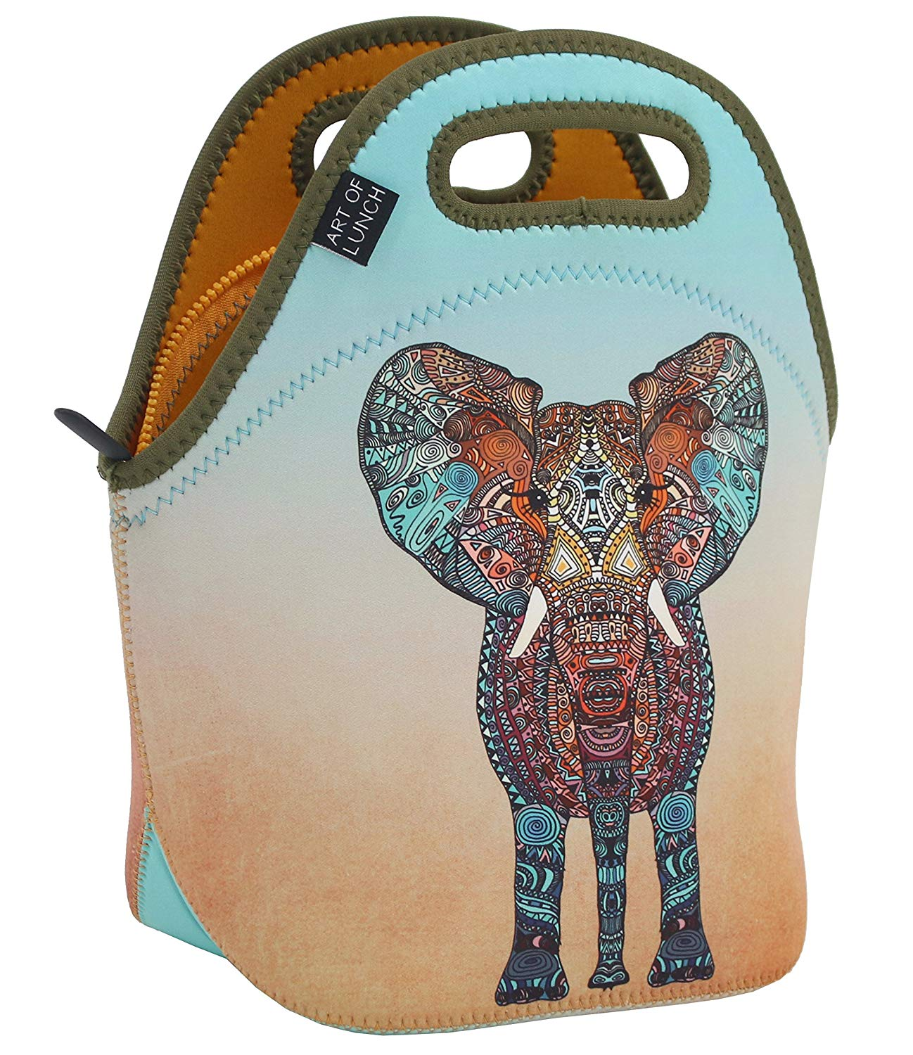 Art of Lunch Insulated Neoprene Lunch Bag