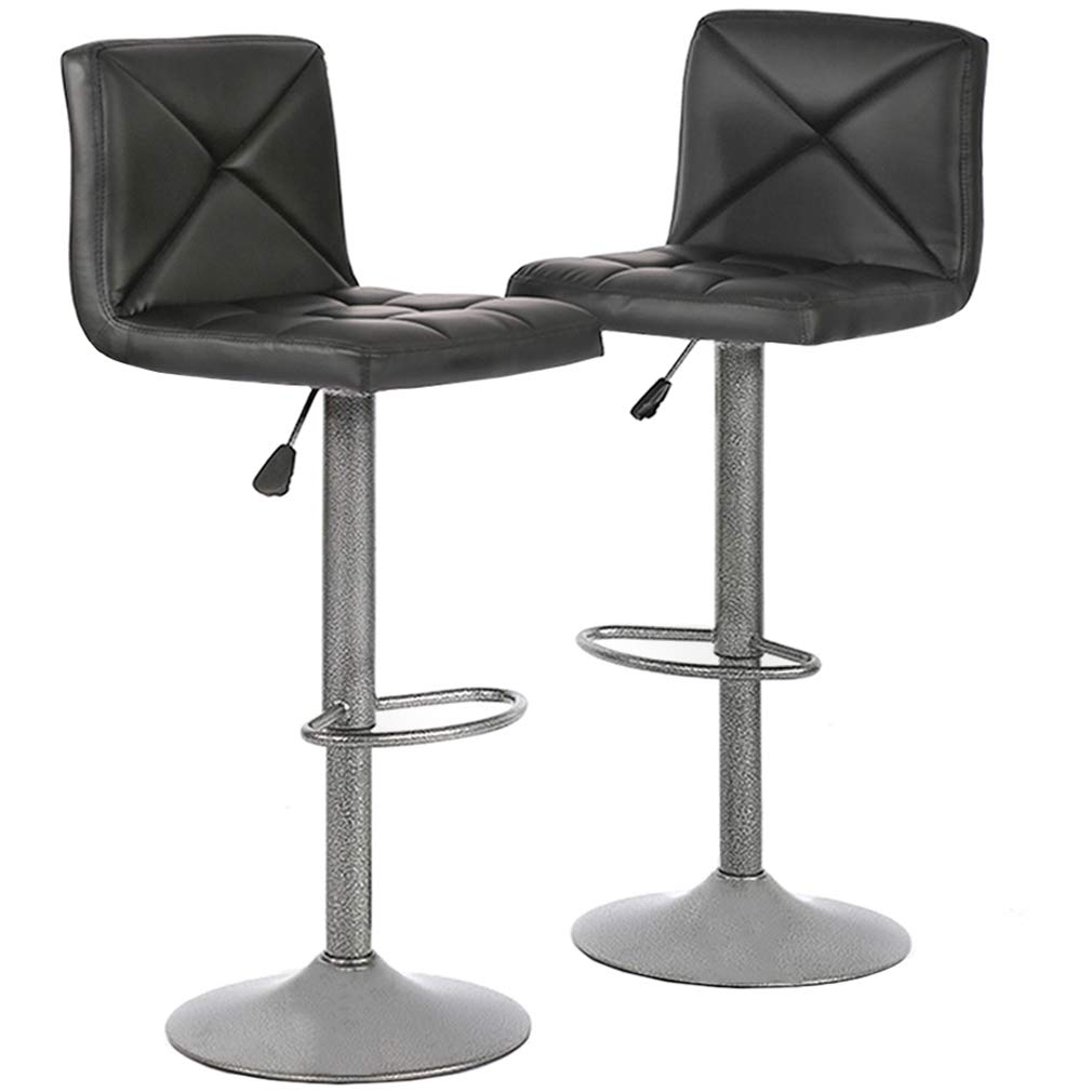 Barstools chairs height adjustable modern swivel - Pub Chairs