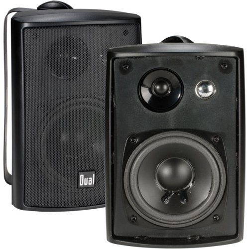 Dual Electronics LU43PB 3-Way High Performance Outdoor Indoor - DJ Sound System