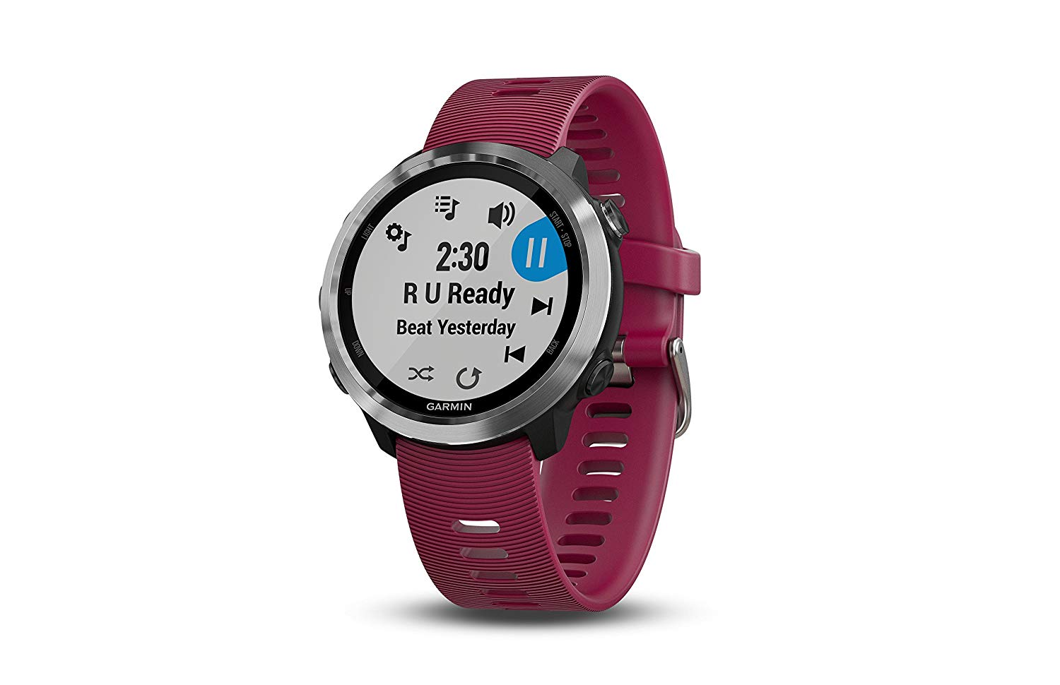 Garmin Forerunner 645 Music, GPS Running Watch - Smartwatches