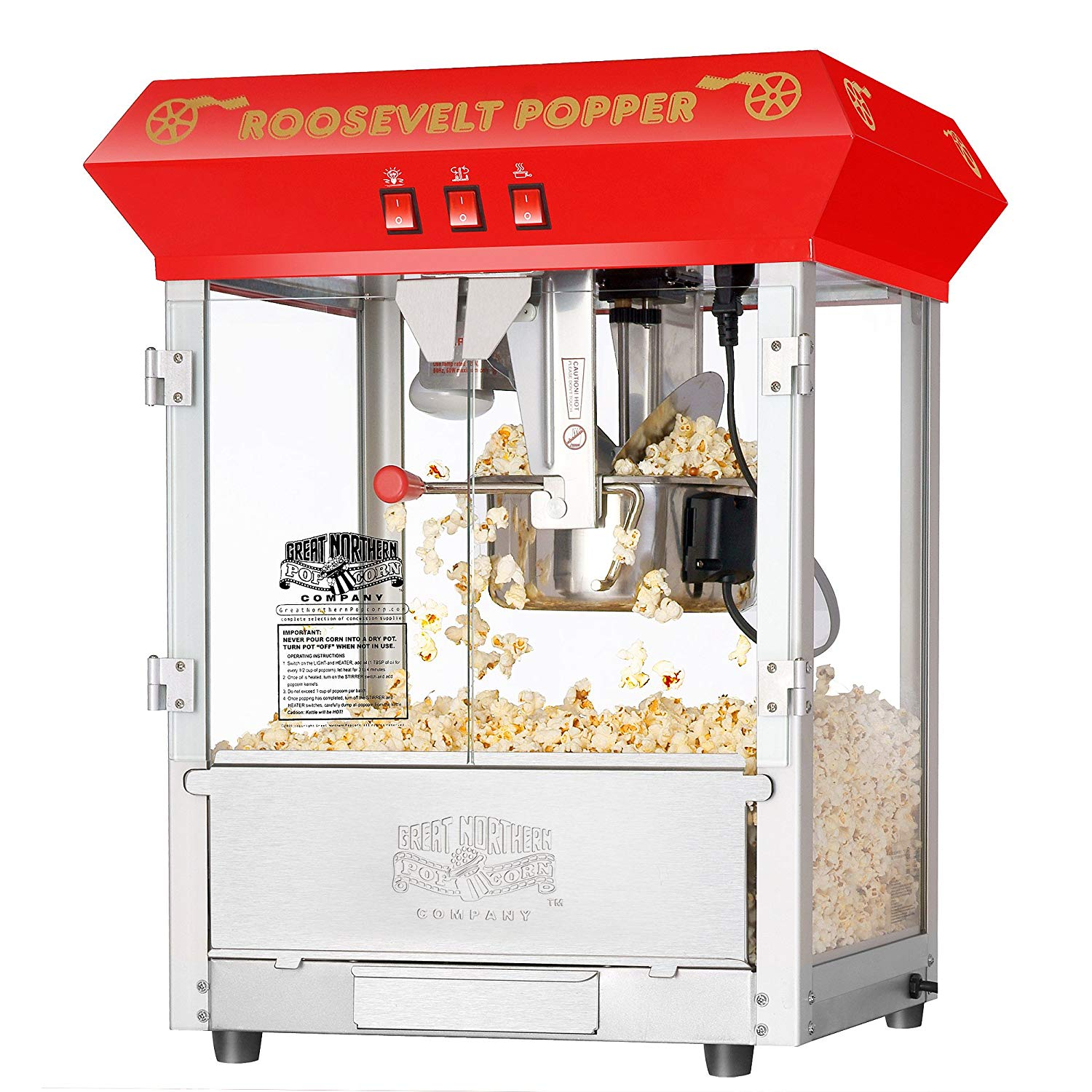 Great Northern Antique Countertop Style Popcorn