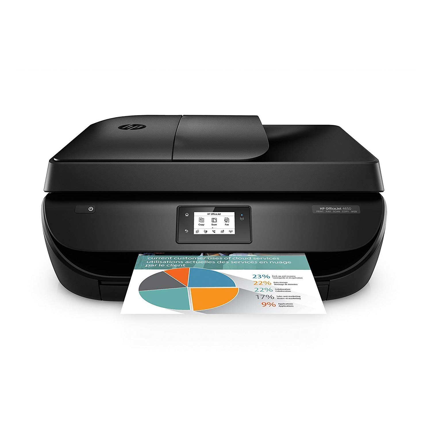 HP OfficeJet 4650 AIO Printer  - photo scanners
