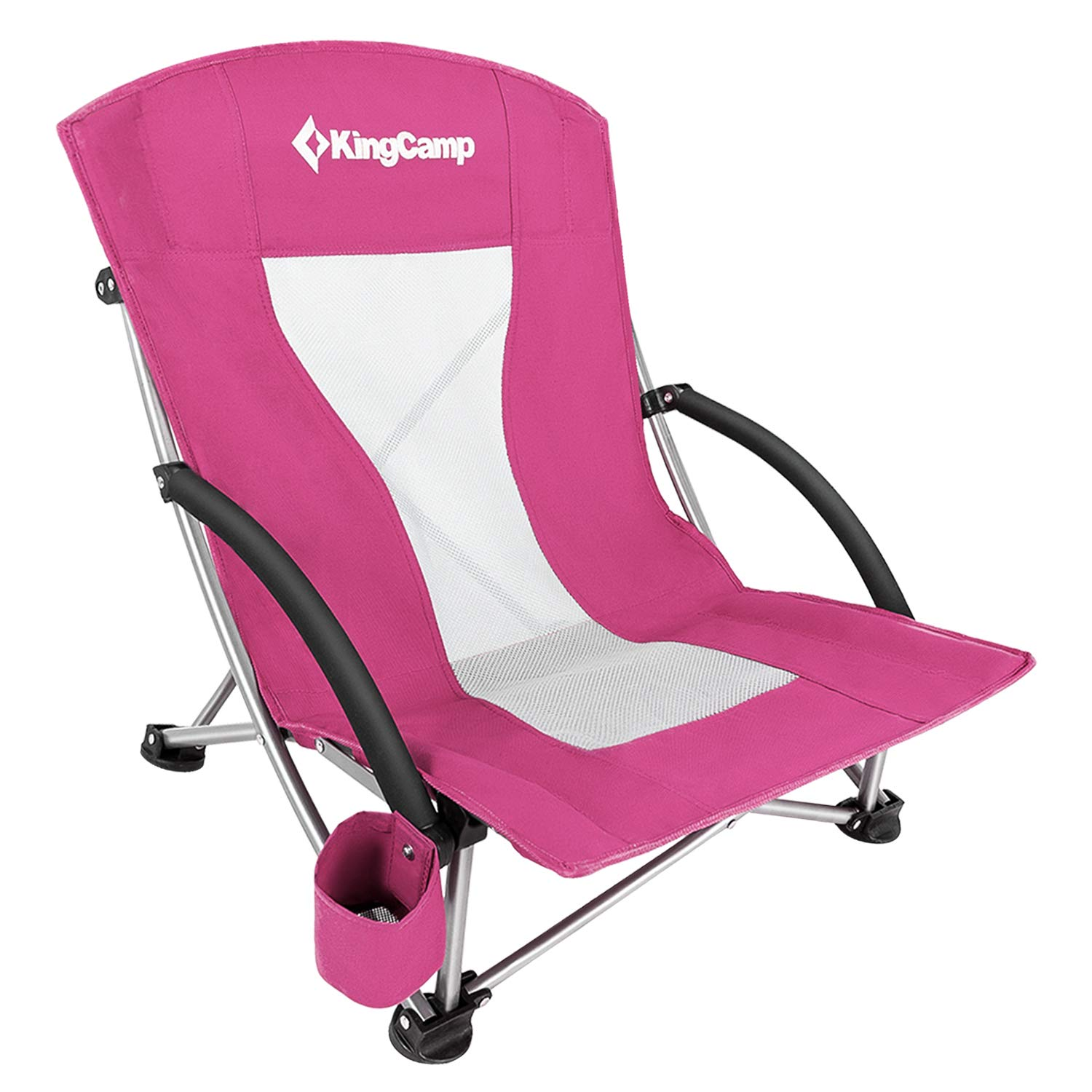 KingCamp Low Sling Beach Camping - Portable Beach Chairs