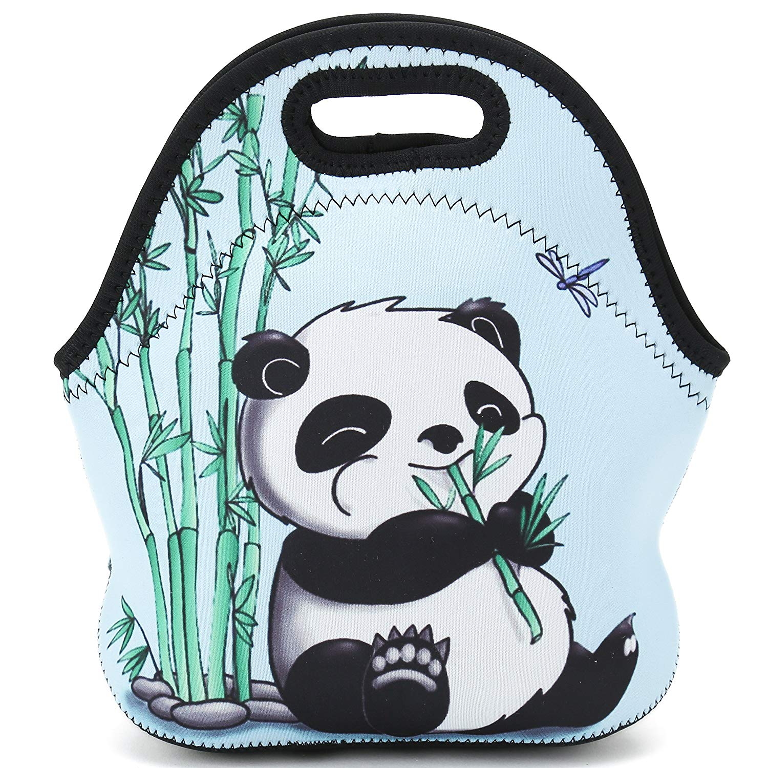 Neoprene Insulated Lunch tote by Baocool: