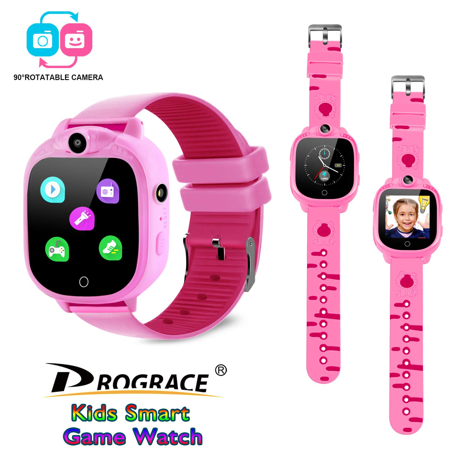 Prograce Kids Smart Watch -
