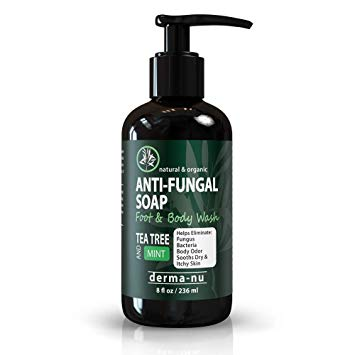 Antifungal Antibacterial Soap & Body Wash | Best Vaginal Wash Products