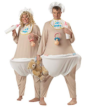 California Costumes Unisex - Couple Halloween costumes