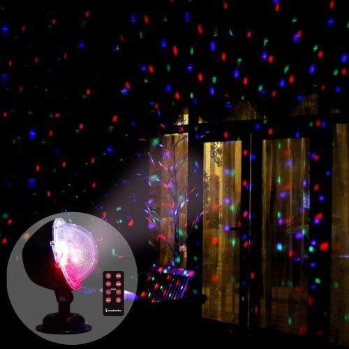 EAMBRITE Multi LED Activated Party Lights