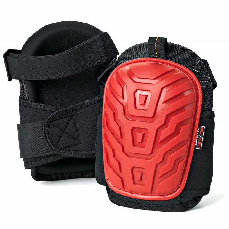 SAVE YOUR KNEES – Gel Elite Knee Pads