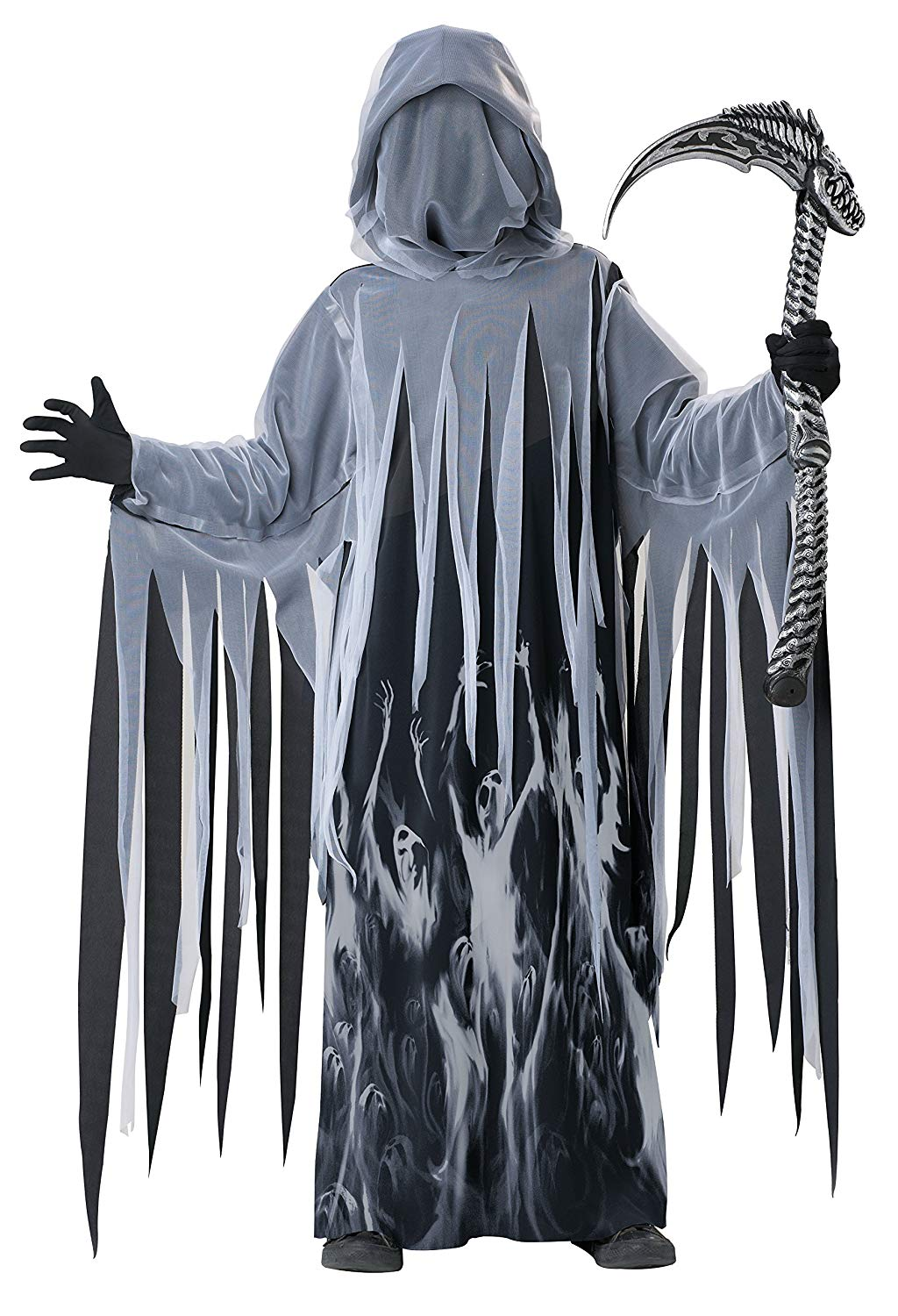 California Costumes Soul Taker - kid Halloween costumes