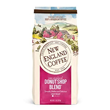 New England Coffee New England Donut Shop Blend