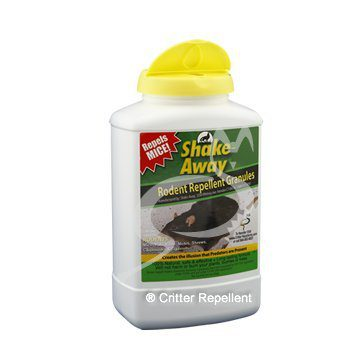 Shake-Away All Natural Rodent Repellent for Mice | Best Rat Poisons