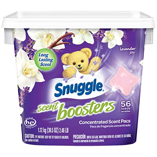 Snuggle Laundry Scent Boosters Concentrated Scent Pacs | Fabric Softener