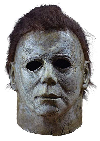 Trick or Treat 2018 Halloween Michael Myers Mask-Standard - halloween masks