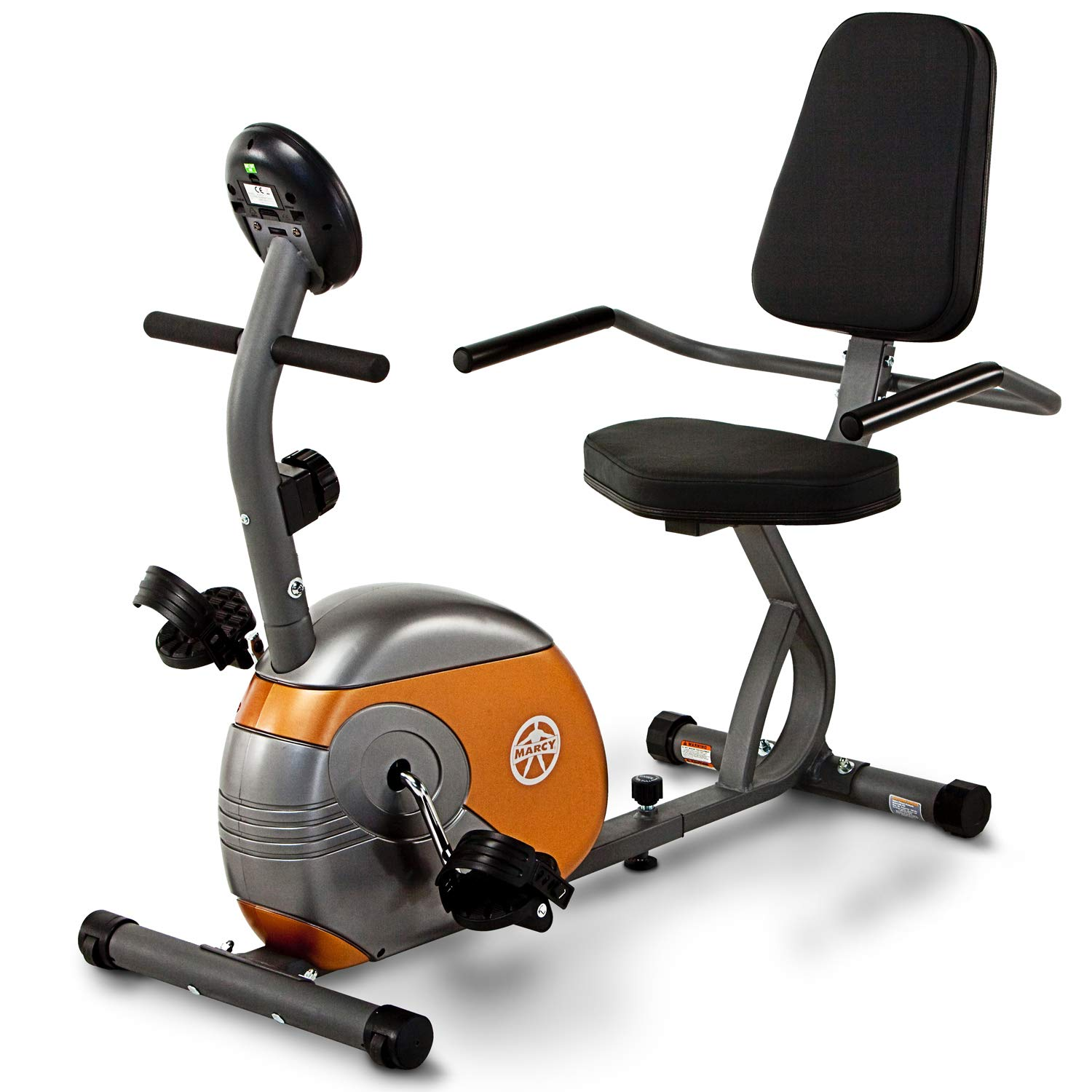 Marcy Recumbent Exercise Bike | home gym machine