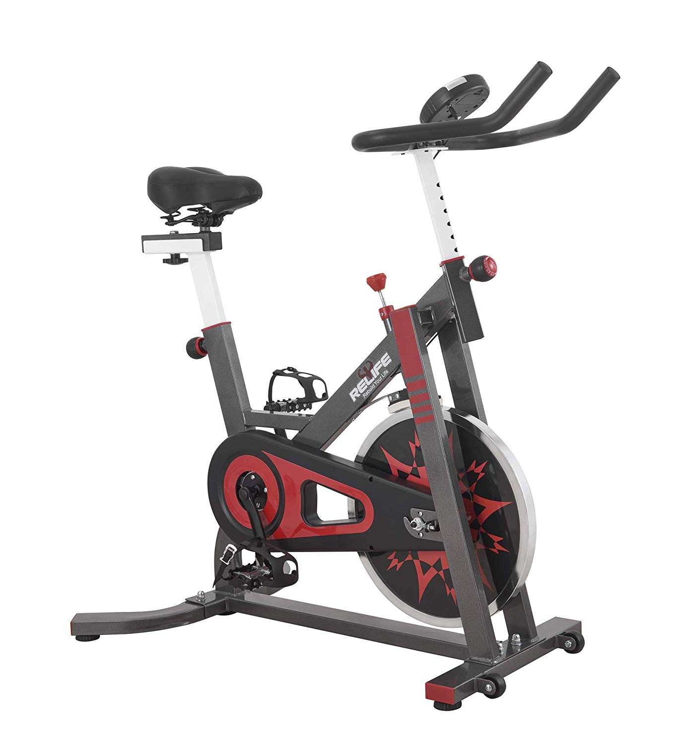 RELIFE REBUILD YOUR LIFE Exercise Bike Cycling Bicycle Indoor Cardio | home gym machine