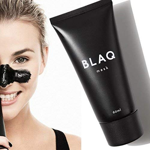 Activated Charcoal Peel Off Face Mask by BLAQ