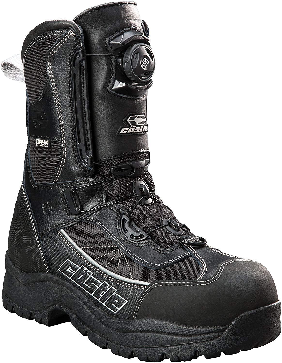 Castle X Charge Boa Mens Snowmobile Boots