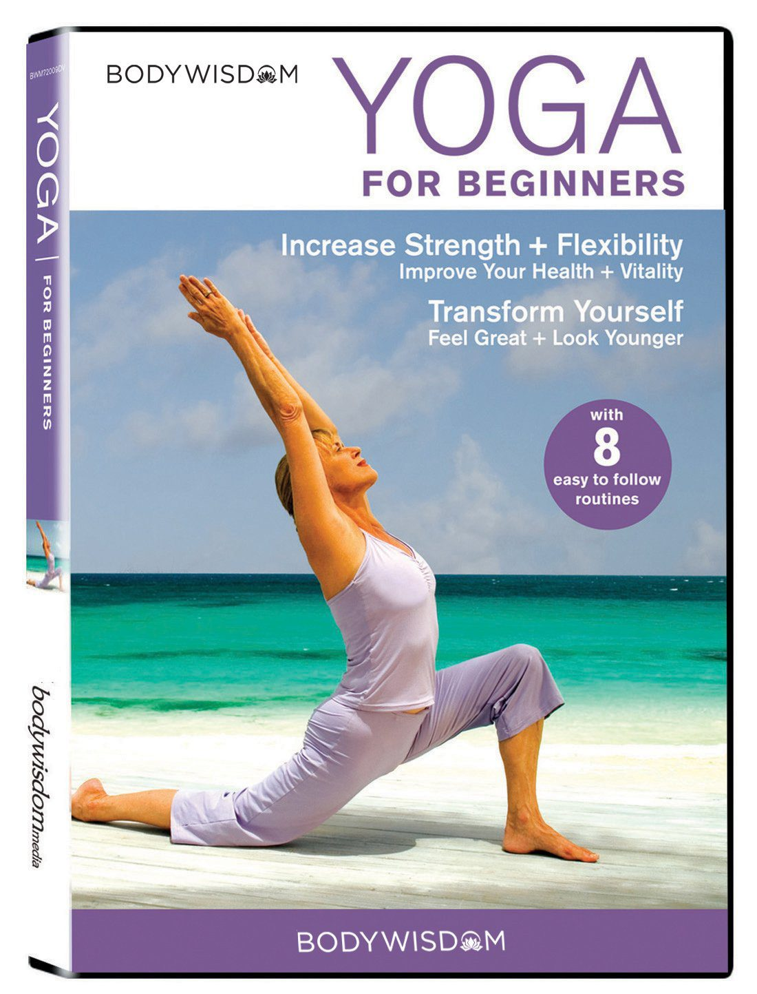 Yoga for Beginners 8 Yoga Video Routines for Beginners | Best Yoga DVDs