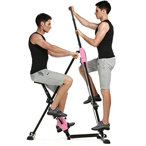 Anfan Vertical Climber Exercise Climbing Machine Fitness Cardio | home gym machine