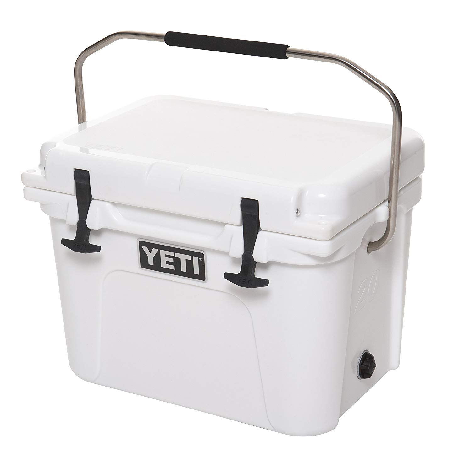 YETI Roadie 20 Cooler, White | Best Beer coolers