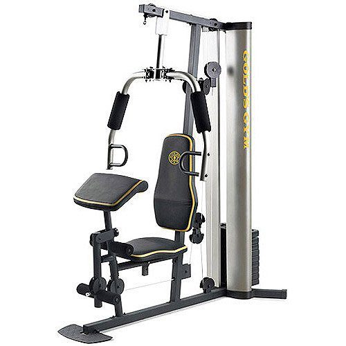 XR 55 Home Exercise Gold's Gym | home gym machine