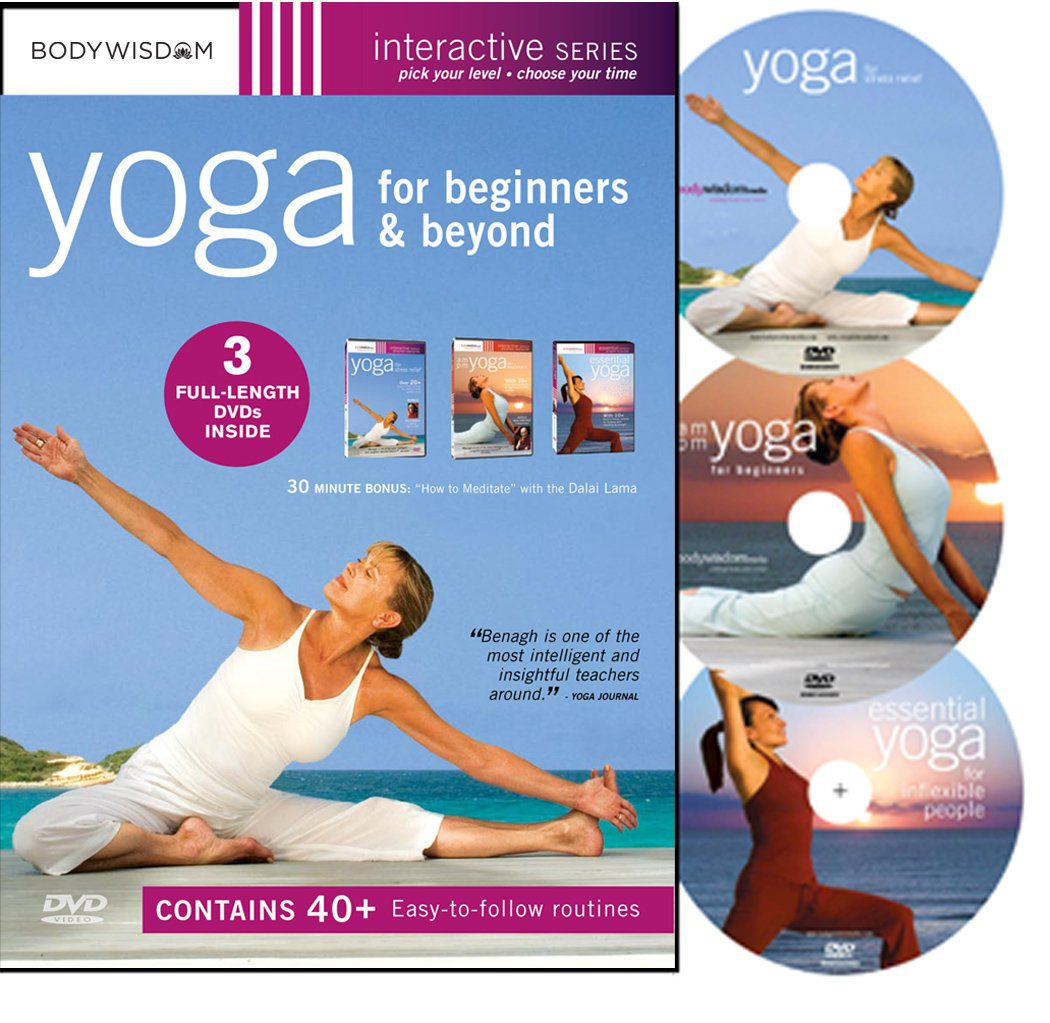 Top 10 Best Yoga Dvds In 2020 The Double Check