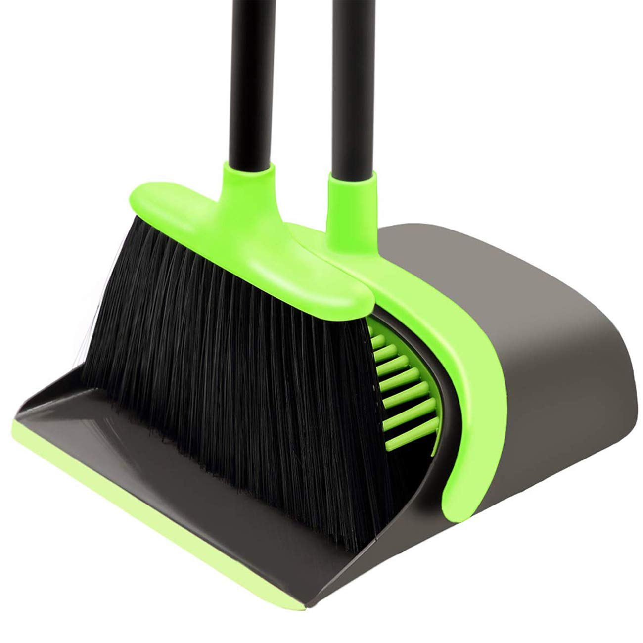 SANGFOR Broom and Dustpan Set  | Best Brooms