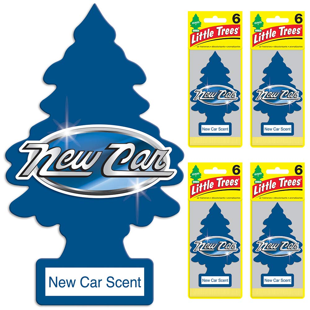 LITTLE TREES Car Air Freshener | Best Car Scents