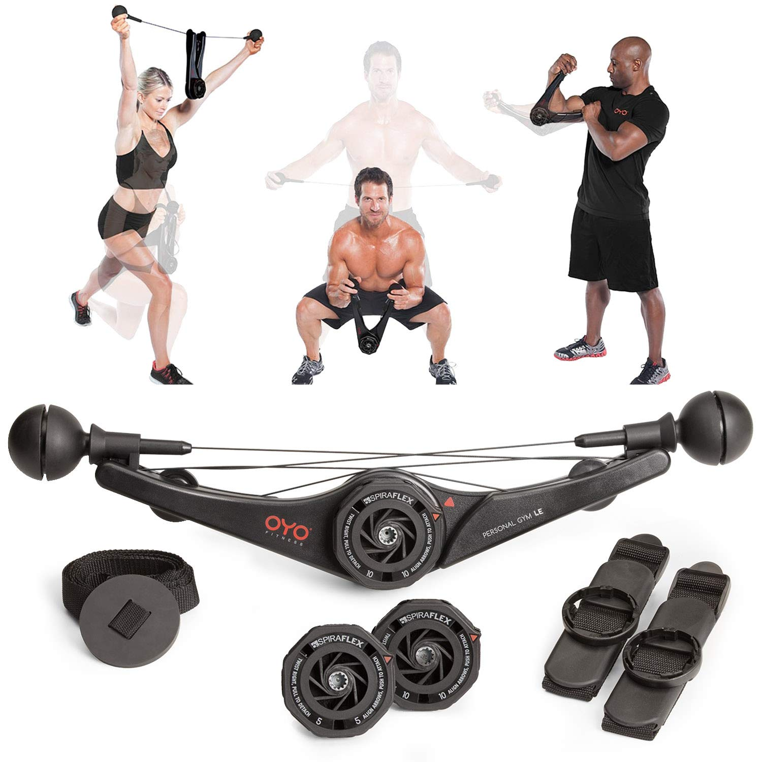 OYO Personal Gym - Full Body Portable Gym for Home