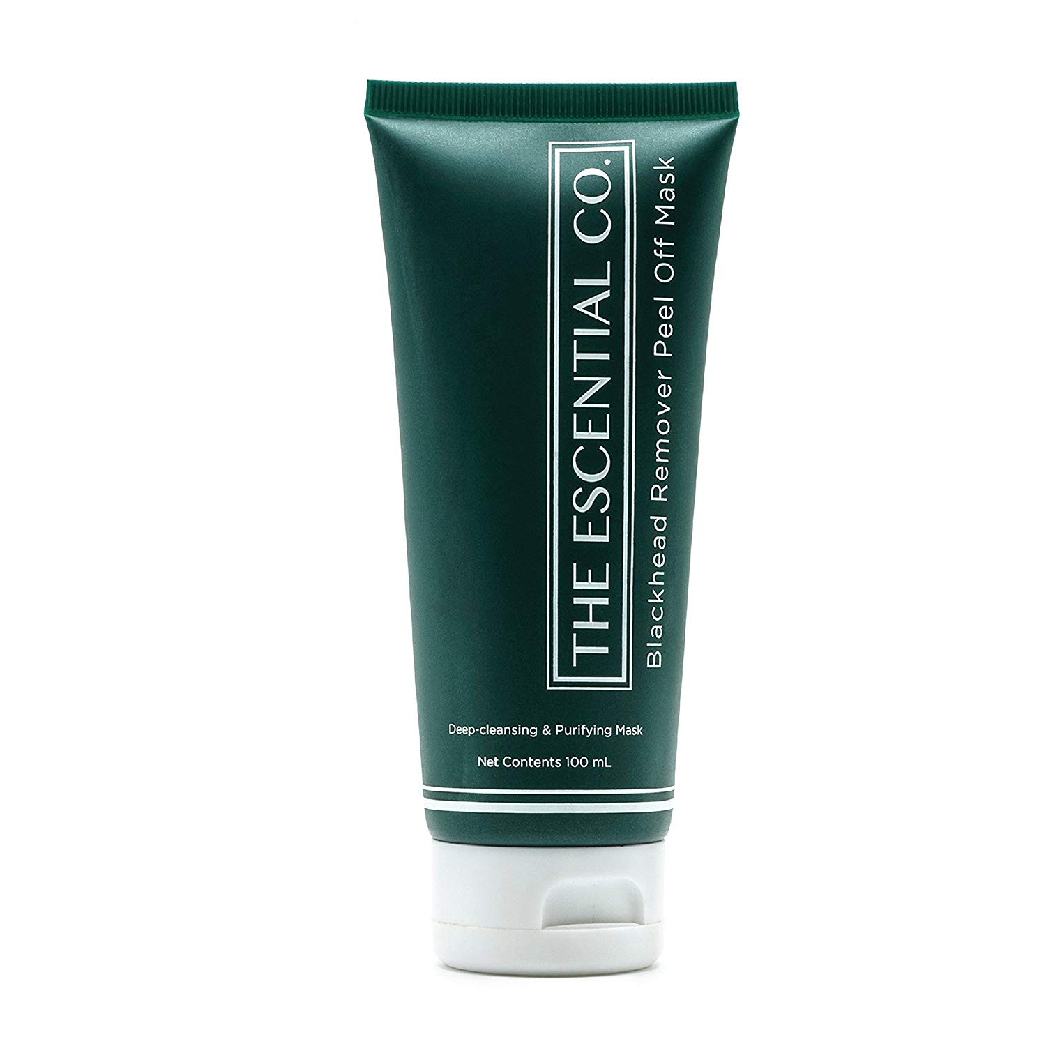 The Escential Co. Blackhead Remover Peel Off Charcoal Mask