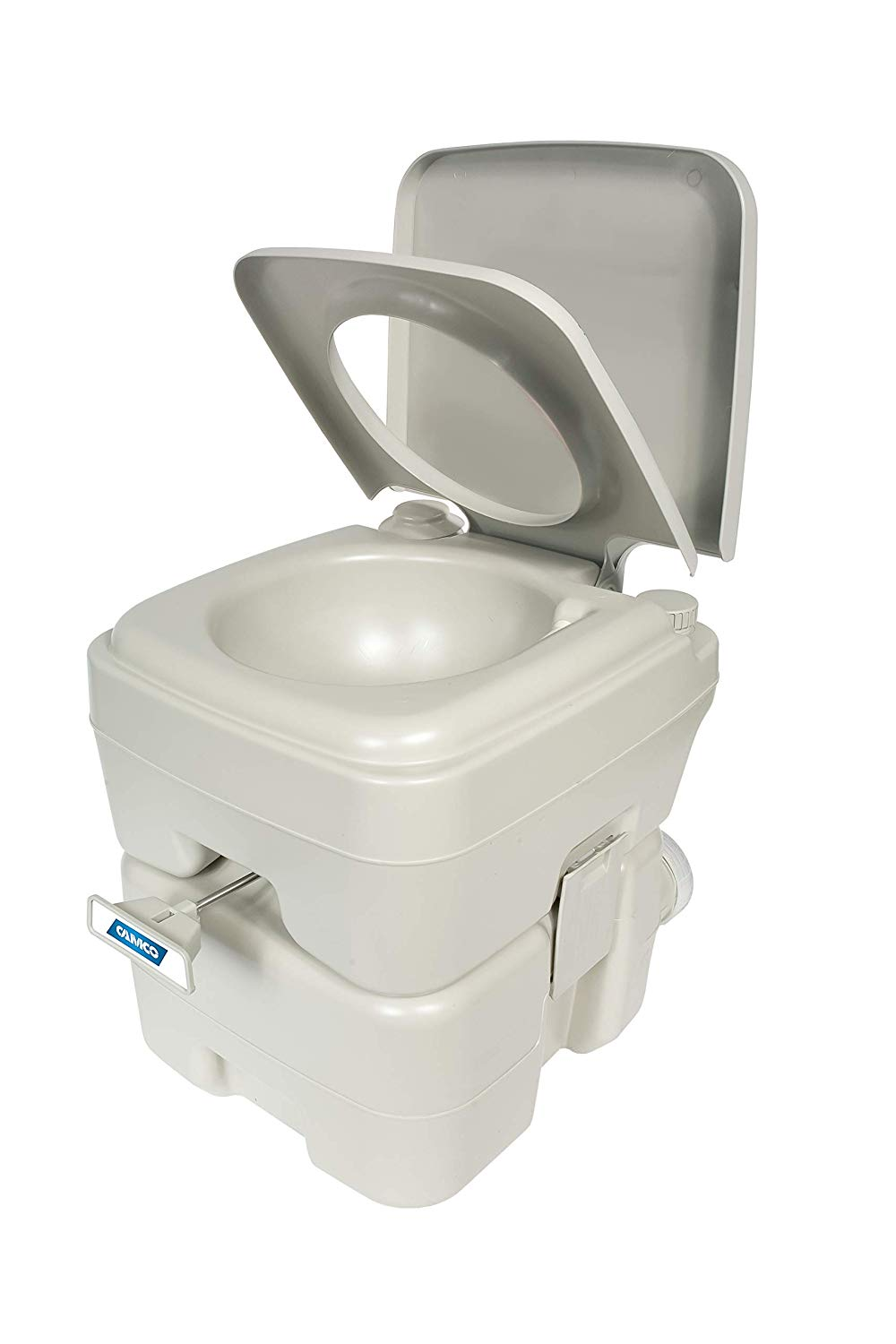 Camco Portable Travel Toilet- Porta Potty