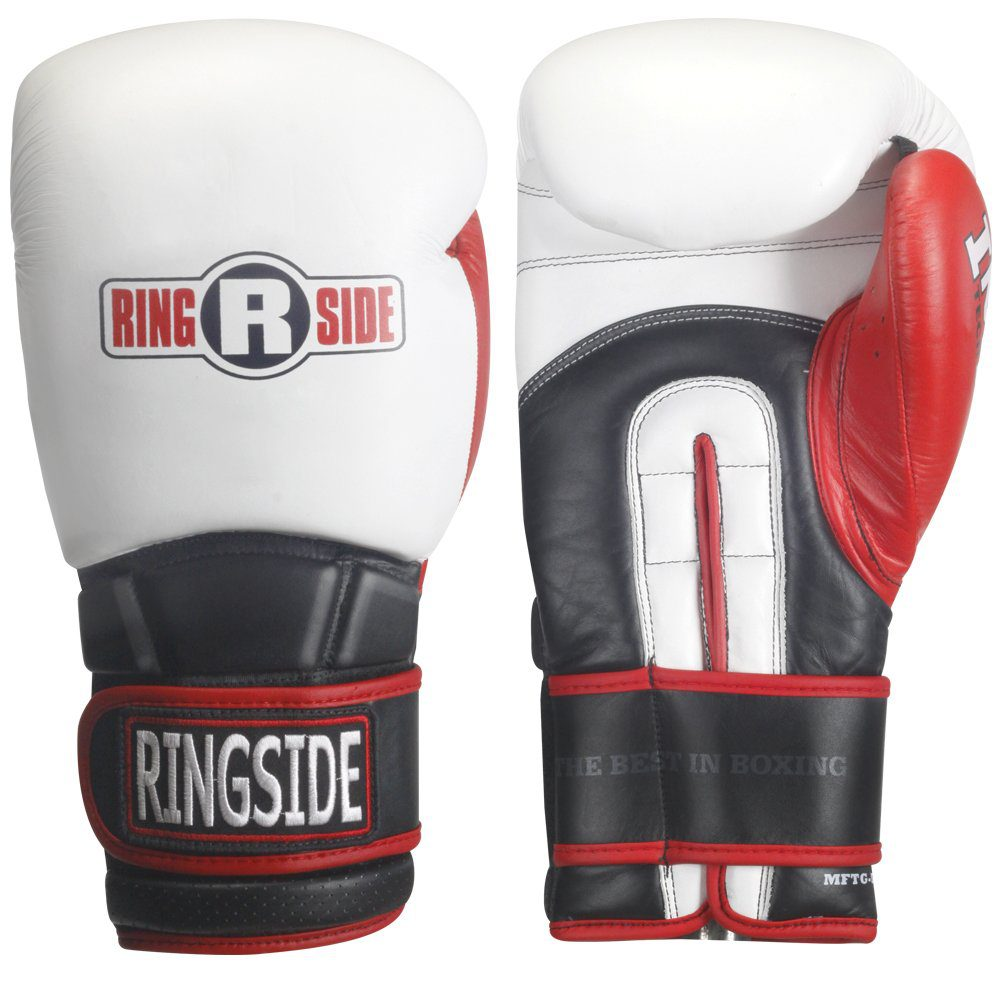 Ringside Pro Style IMF Tech Boxing Training Sparring Gloves