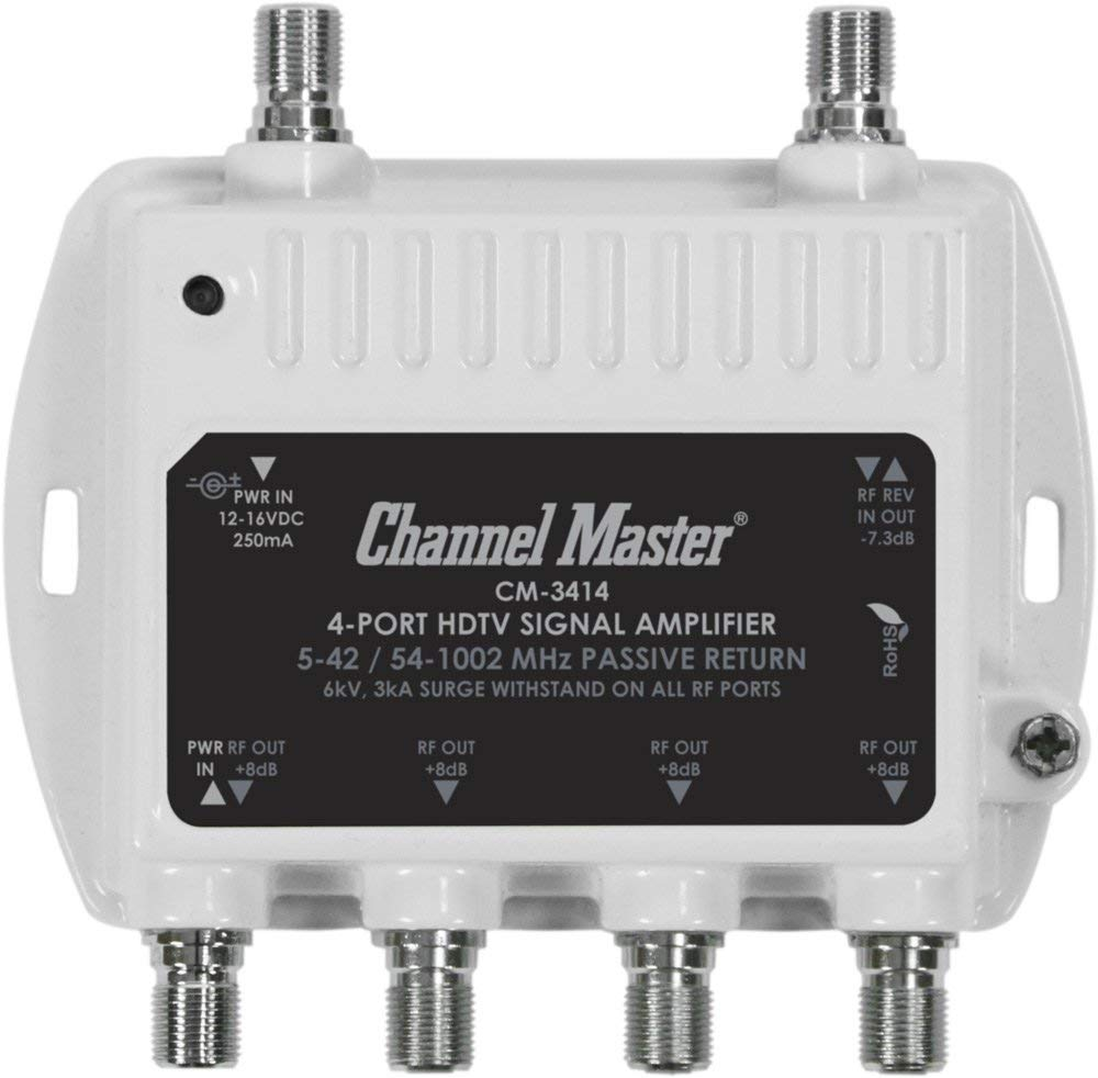 Channel Master | Best Cables Signal Booster