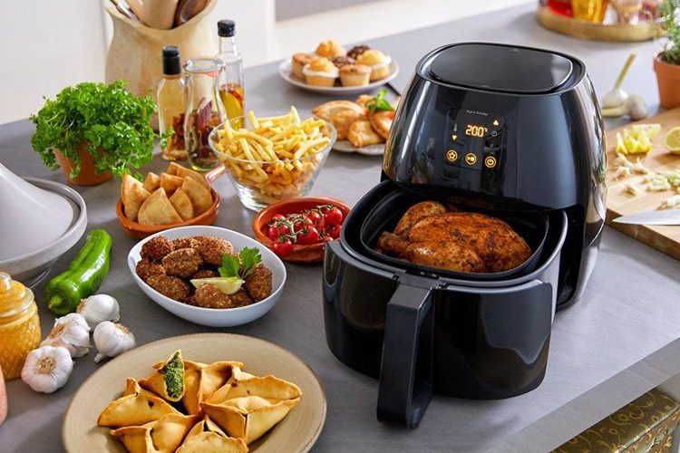 Best Oiless Fryer